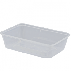 650ml Rectangle Container GF-REC0650