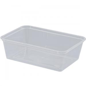 750ml Rectangle Container GF-REC0750