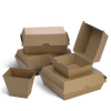 Brown Boxes and Trays