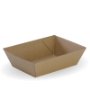 Brown Tray #1 - Dash Packaging