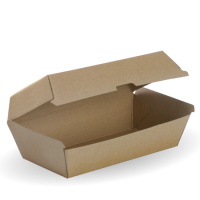 Regular Brown Snack Box - Dash Packaging