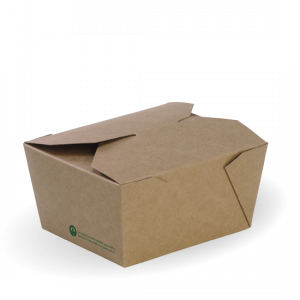 Small BioBoard Lunch Box | Dash Packaging