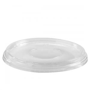 143mm Deli Bowl Lid - Dash Packaging