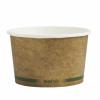 16oz Brown Paper Bowl - Dash Packaging