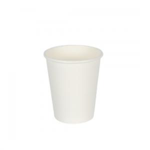 16oz White Single Wall Coffee Cups - Dash Packaging