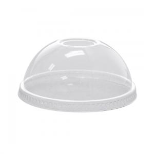 PET Dome Lids 12oz - Dash Packaging