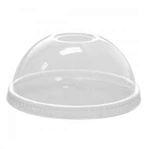 PET Dome Lids 14oz to 24oz - Dash Packaging