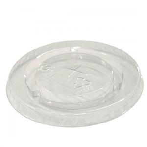 PET Flat Lids - Dash Packaging